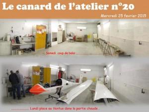 Canard 20