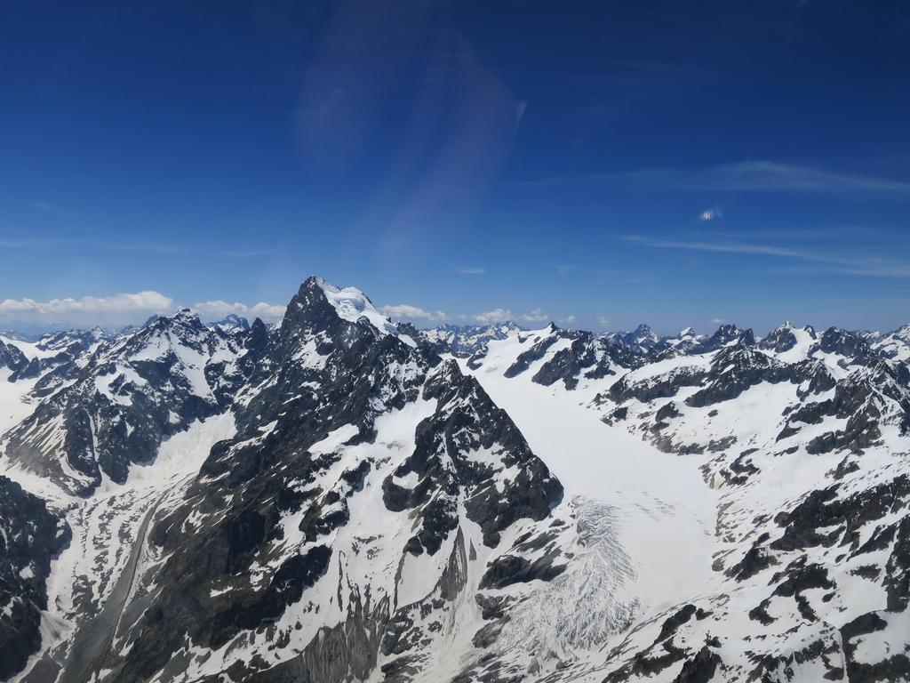 Photo Montagnes Glacier-Blanc